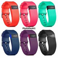 Sale! Fitbit Charge HR Activity Heart Rate + Sleep Wristband Small & Large
