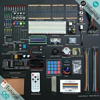 Freenove Ultimate Starter Kit for Arduino without Uno R3 LCD Servo Processing