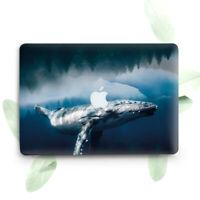 Whale New Macbook Air 13 2018 Hard Cover Macbook 12 Pro 13 15 Retina Shell Coque
