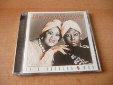 CD The Weather Girls - It`s raining Men - 1997 - 14 Songs