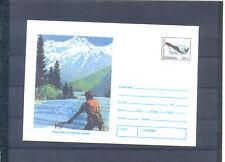 ROMANIA    POSTAL STATIONERY 1996 FISHING  MNH