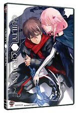 Guilty Crown . Complete Series Part 2 . Ep. 12-22 . Anime . 2 DVD . NEU . OVP