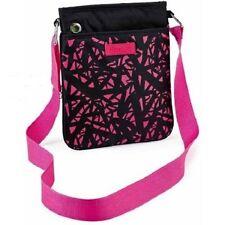 Zumba Fitness Hello Gorgeous Cross-body Lightweight Bag Black Pink Strap