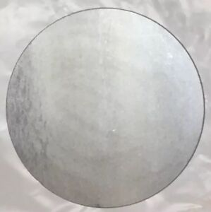 Circle 59 x 10mm Thick Mild Steel Disc