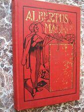 Egyptian Secrets, Albertus Magnus, 1916, Rare Magic, Dark Arts Classic, Occult