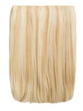 "KOKO Hair Extensions One Piece Weft Clip In 18"" 180g CHAMPAGNE BLONDE"
