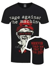 Rage Against the Machine Sam Free Men's Black T-shirt