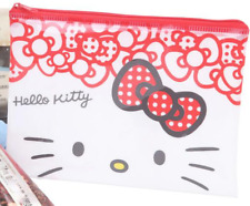 Hello Kitty Travel Toiletry Bag - Japanese Sanrio Item