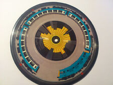 """FISCHER Z The Worker Ex United Artists UK 1979 Picture Disc 7"""""""