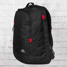 DC Shoes Trekker Backpack Laptop-Fach Rucksack schwarz Notebook Abteil