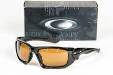 New Oakley Scalpel Polarized Sunglasses Brown Sugar frame / Bronze Polar lens