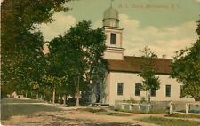 A View Of The Methodist Episcopal Church, Morrisonville, New York NY