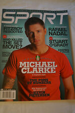Cricket - Collectable - 2009 - Inside Sport - Michael Clarke - A Captain's Style