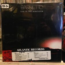 [SOUL/LATIN]~EXC LP~RAY BARRETTO~Eye Of The Beholder~{OG 1977~ATLANTIC~PROMO]