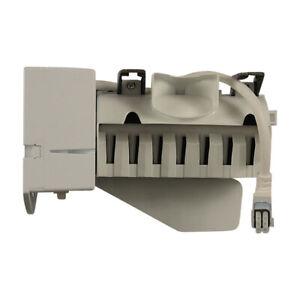 Genuine WR30X10150 GE Refrigerator Icemaker-Door Mounted