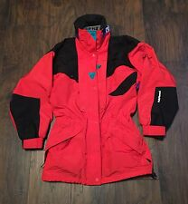 Vintage Helly Hansen Women's  Equipe Ski Jacket Multi-Color Womens XS