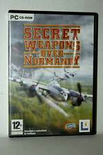 SECRET WEAPONS OVER NORMANDY USATO BUONO PC CDROM VERSIONE ITALIANA GD1 42053