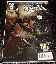 Punisher 16 (6.0) 2004 Series Parental Advisory Explicit Content - MAX Comics