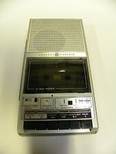 Vintage GE General Electric Model 3-5157A Cassette Tape Recorder Player (A5)