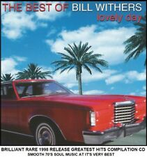 Bill Withers - Very Best Greatest Hits Collection - RARE 1998 70's Soul Music CD