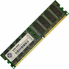 1 GB (1x1GB) DDR-266 PC-2100U di memoria non-ECC RAM 4 Desktop PC 184-pin a bassa densità