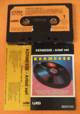 MC compilation KERMESSE 1983 BRANIGAN DONNA SUMMER CHICAGO PHIL COLLINS no cd
