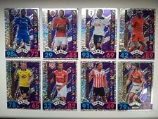 Match Attax EPL 16/17 - 8 Man of the Matches - excellent condition
