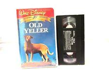Old Yeller Walt Disney Film Classics Fully Restored 40th LE Anniversary