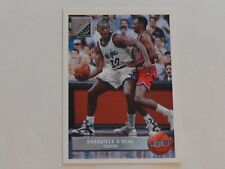 1993 UD McDONALDS FUTURE FORCE SHAQUILLE O'NEAL