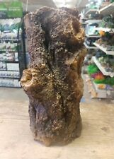 LARGE Realistic Log Cave Tree Hideaway Fish Tank Aquarium Decor Ornament