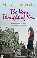 The Very Thought of You, Fitzgerald, Mary | Paperback Book | Good | 978009958545