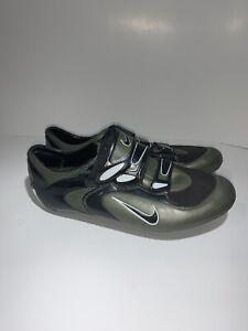 Rare Nike Poggio OCLV Carbon Cycling Bike Shoes Made In Italy Size 11