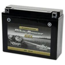 Intact Motorrad Batterie Bike-Power Gel 12V 16Ah YB16AL-A2 51616 *NEU*