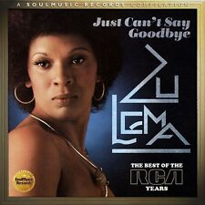 Just Can't Say Goodbye: Best Of The Rca Years - Zulema (2015, CD NEUF)