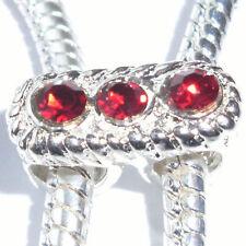 Modeschmuck-Charm (s) aus Kristall und Metalllegierung