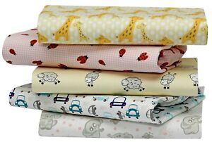 Cuddles & Cribs 1 Pack GOTS Certified Organic Cotton Fitted Crib Sheet