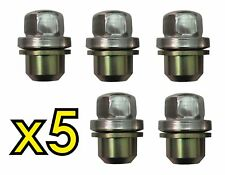 5 pc nut kit for Land Rover Defender Alloys Wheels ANR2763 RRD500560 bolt cap