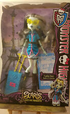 MH Monster high doll Frankie Stein Scaris City of Frights New in Box