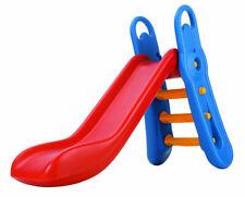 BIG Fun Kinder Rutsche - Rot, 164 x 73 x 116 cm (800056710)