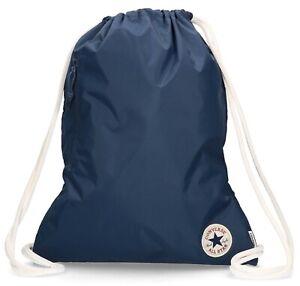 Converse Cinch Drawstring Bag - Navy - RRP £15
