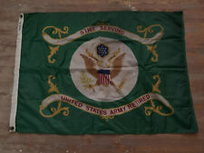 Us Army Retired 32 X 44 Flag Made By Ammin & Co.