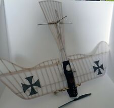 1 x Tony Ray Aero DOVE Model Plane Laser Cut Balsa Kit - Micro Radio Control  XM