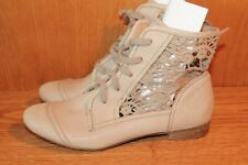 DONT WORRY BUY HAPPY!!! LATIGO Womans Ankle Boots Size 7.5 Med