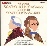The Orchestra of St. John's Smith Square / Mozart No.40 - Schubert No.5