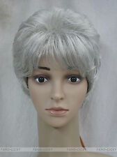 (5 colors) Short Curly Women Female Lady Hair Full Wig / Perruque #L.1651