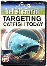 """Targeting Catfish Today"" Fishing Secrets on NEW DVD with the In-Fisherman Staff"