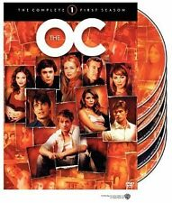 Brand New DVD The O.C.: The Complete First Season Mischa Barton Rachel Bilson