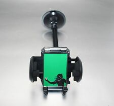 APS Car Windshield Gooseneck Mount Holder - iPhone iPod Smart Phone MP3 PDA GPS