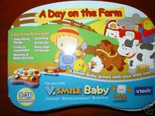 New Vtech Baby title: A Day on the Farm  Ages9-36 mths
