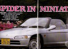 Z26 Ritaglio Clipping 1991 Honda Beat
